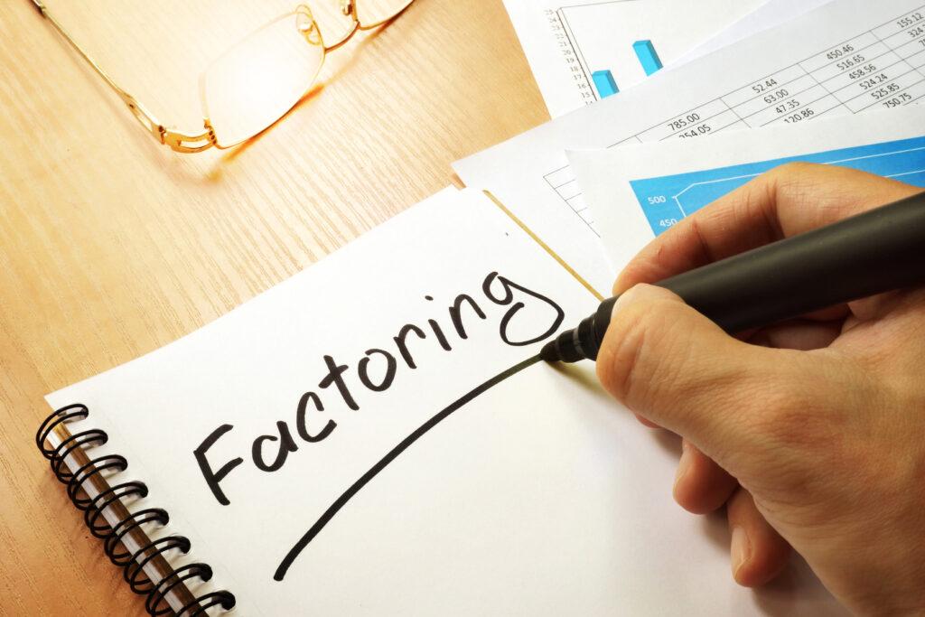 Factoring als Finanzdienstleistung