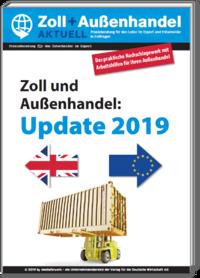 Zoll und Außenhandel: Update 2019